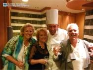 Lynne, Susan, Chef, Liz